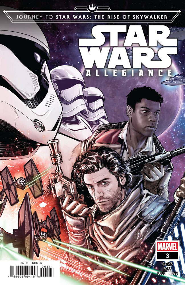 Image: Journey to Star Wars: The Rise of Skywalker - Allegiance #3  [2019] - Marvel Comics