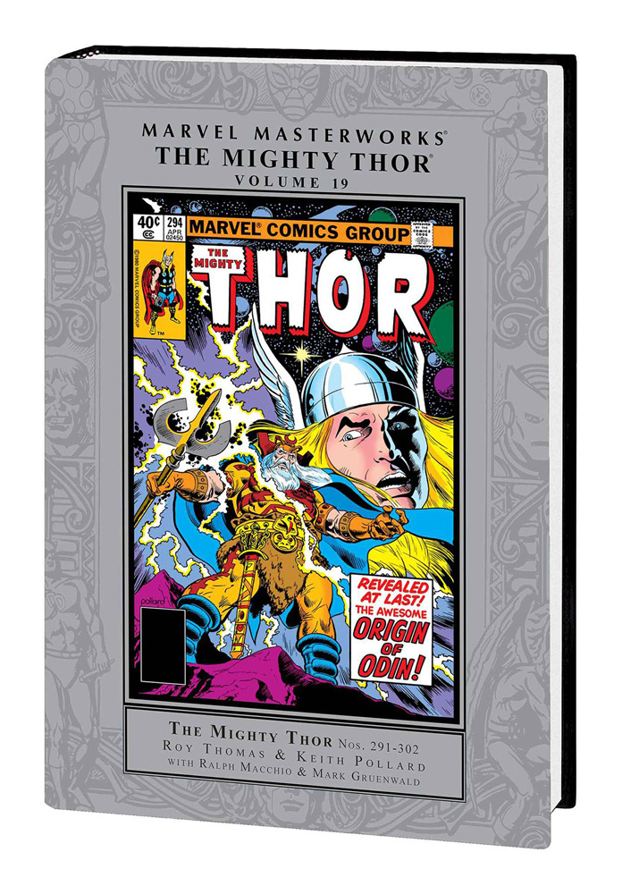 Image: Marvel Masterworks: The Mighty Thor Vol. 19 HC  - Marvel Comics