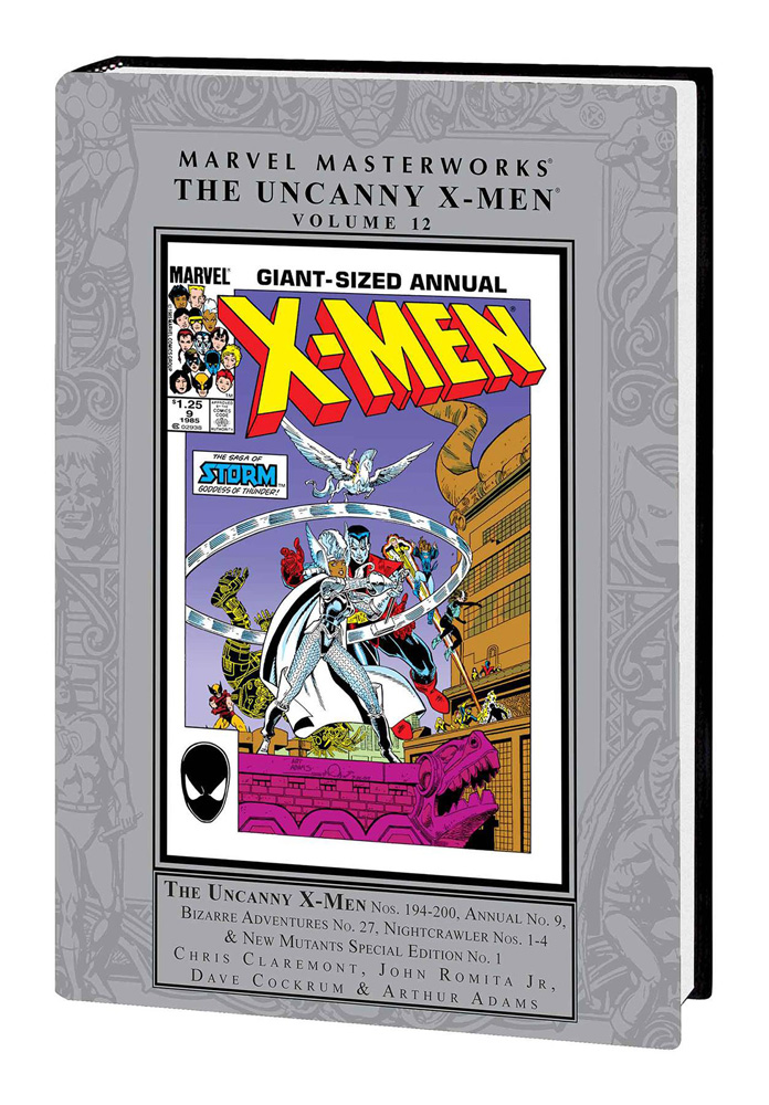 Image: Marvel Masterworks Uncanny X-Men Vol. 12 HC  - Marvel Comics