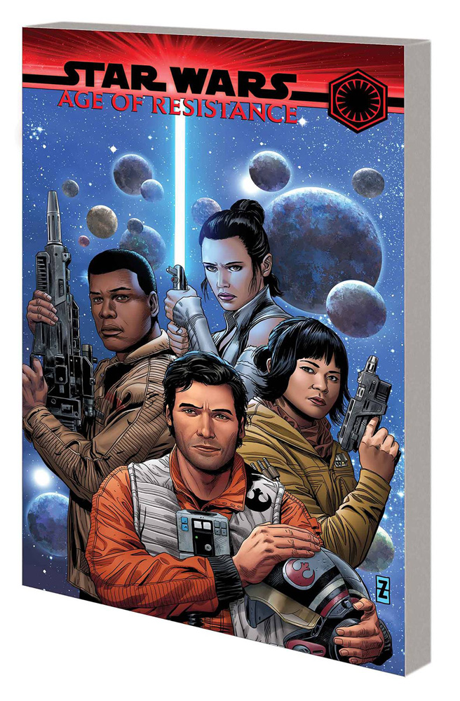 Image: Star Wars: Age of Resistance - Heroes SC  - Marvel Comics