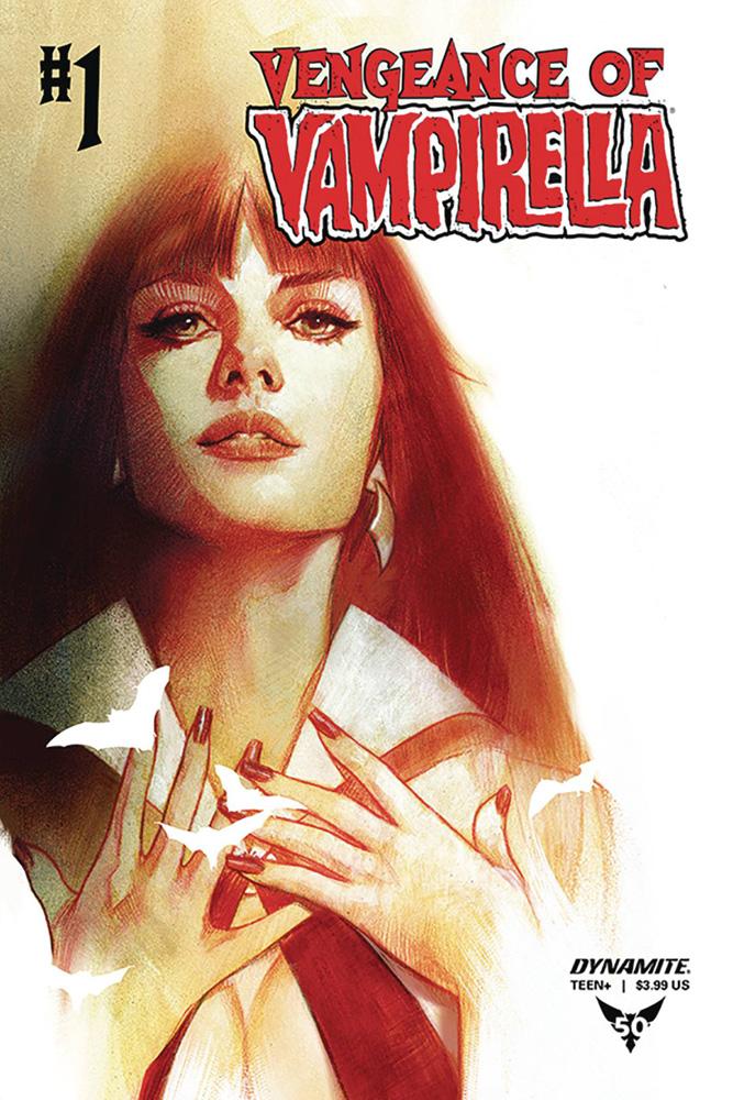 Vengeance of Vampirella #1 Ben Oliver cover