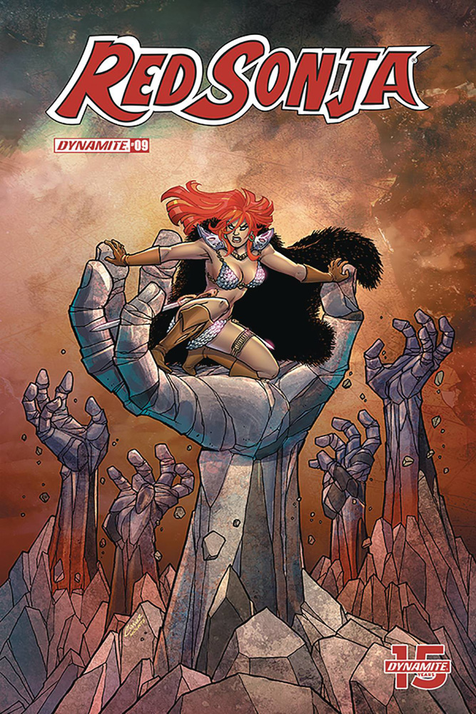 Image: Red Sonja Vol. 05 #9 (cover A - Conner)  [2019] - Dynamite