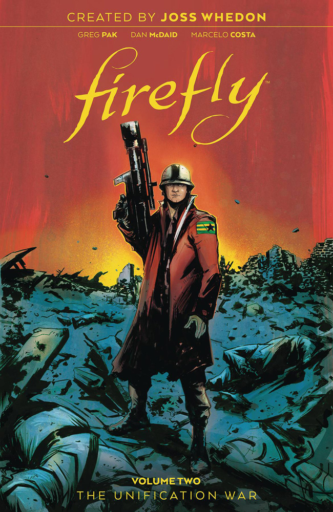 Image: Firefly: Unification War Vol. 02 HC  - Boom! Studios