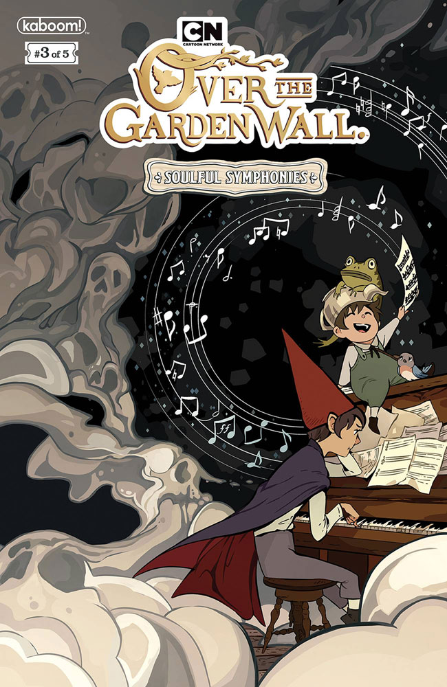 Image: Over Garden Wall: Soulful Symphonies #3 (cover A - Young) - Boom! - KaBOOM!