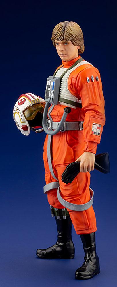 Star Wars ARTFX+: Luke Skywalker X-Wing Pilot  - Kotobukiya