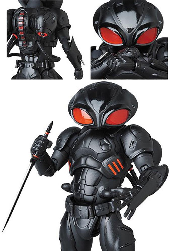 Aquaman Movie MAFEX Action Figure: Black Manta  - Medicom Toy Corporation
