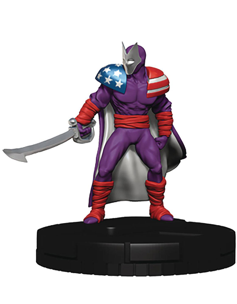 Marvel Heroclix: Captain America And The Avengers Fast Forces 6 Pack  - Wizkids/Neca