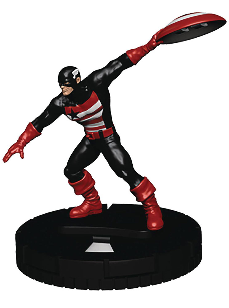 Marvel Heroclix Fast Forces: Captain America and the Avengers  - Wizkids/Neca