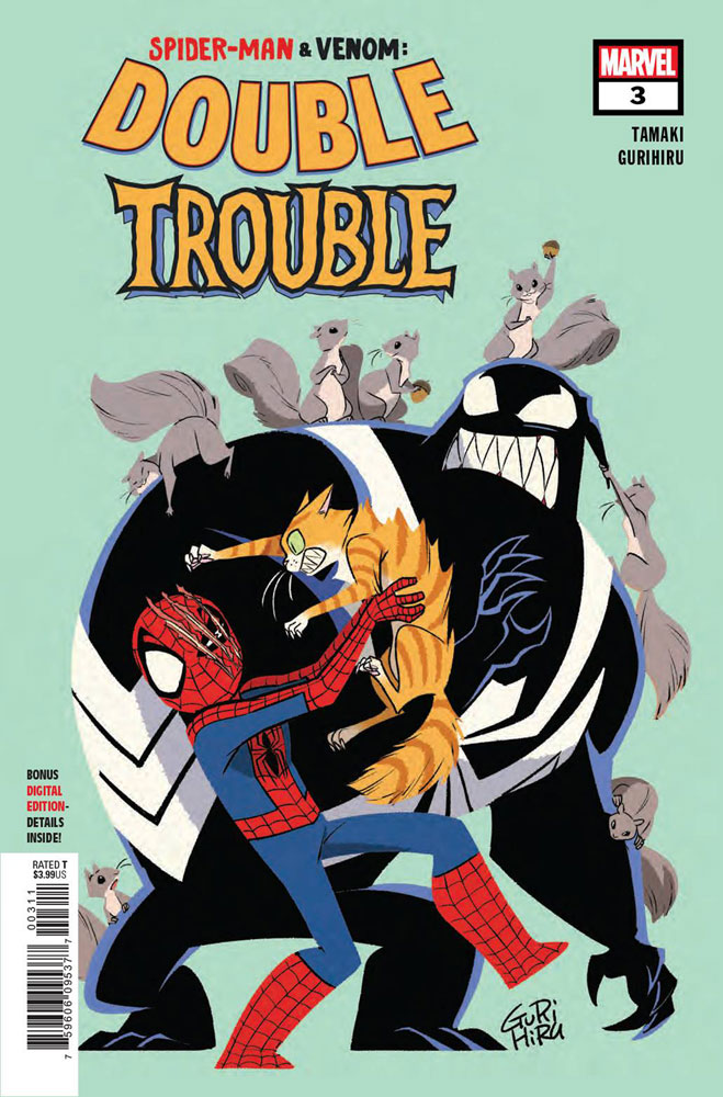 Image: Spider-Man & Venom: Double Trouble #3  [2020] - Marvel Comics