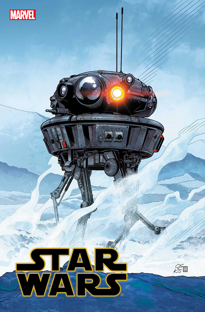 Image: Star Wars #1 (variant Empire Strikes Back cover - Sprouse) - Marvel Comics