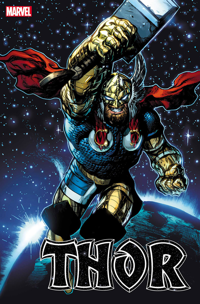 Image: Thor #1 (incentive 1:50 cover - Stegman)  [2020] - Marvel Comics