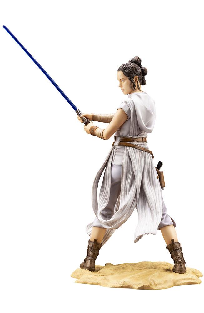 Star Wars ARTFX+ Statue: Rey  - Kotobukiya
