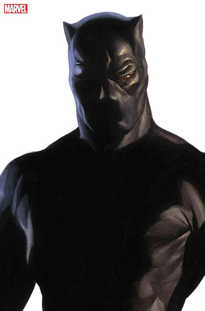 Image: Avengers #37 (variant Alex Ross Timeless cover - Black Panther) - Marvel Comics