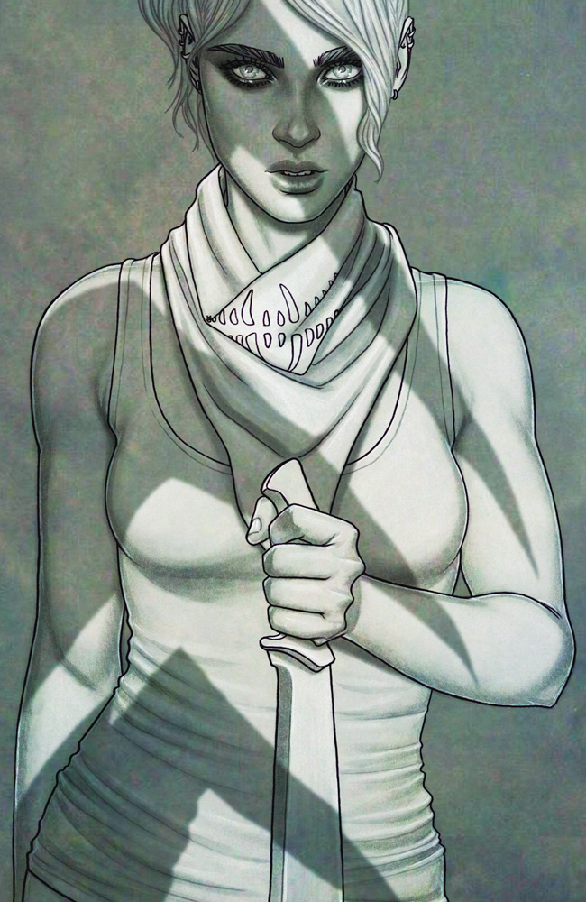 Image: Something Is Killing the Children #11 (incentive 1:25 cover - Jenny Frison) - Boom! Studios