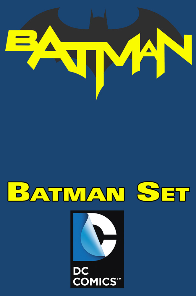 Image: Batman Set  (12) [FEB19] - DC Comics