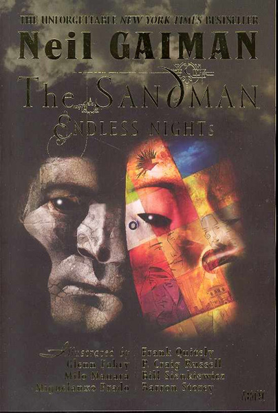 Image: Sandman: Endless Nights SC  - DC Comics