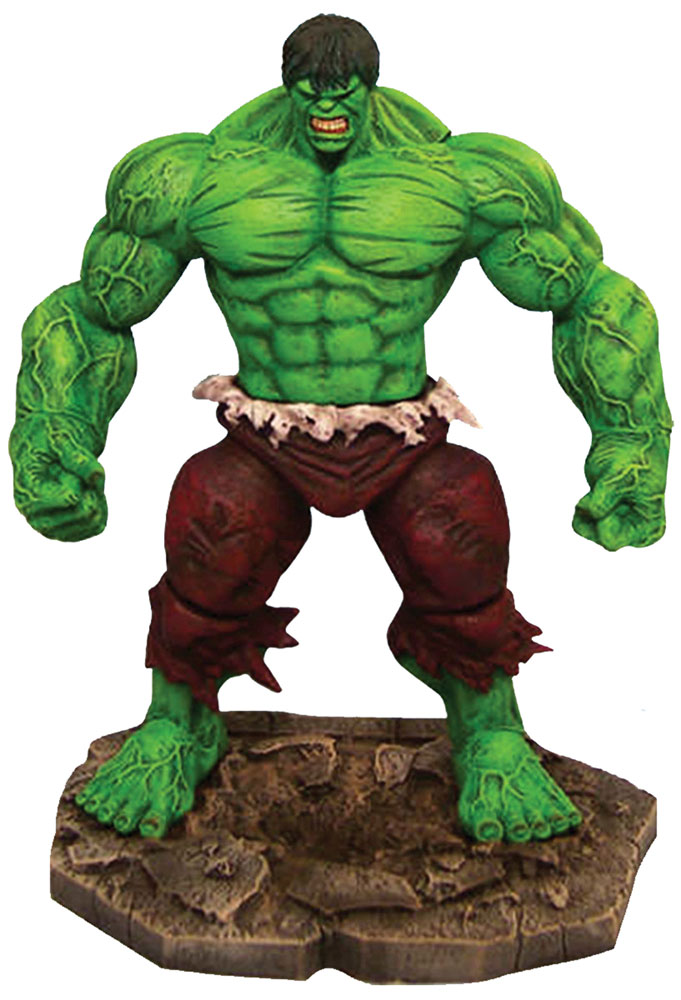Marvel Select Action Figure: The Incredible Hulk  -