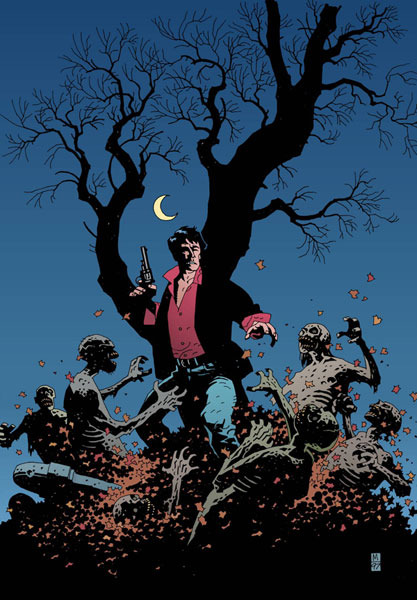 Image: Dylan Dog Case Files SC  - Dark Horse