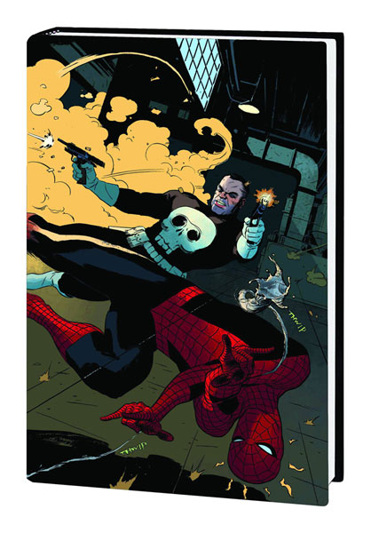 Image: Spider-Man: Crime and Punisher HC  - Marvel Comics