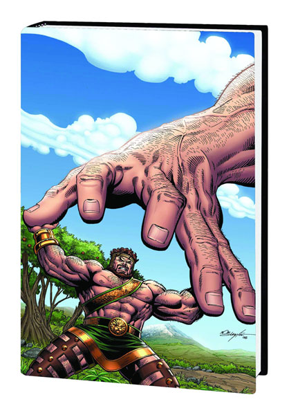 Image: Incredible Hercules: Love & War HC  - Marvel Comics