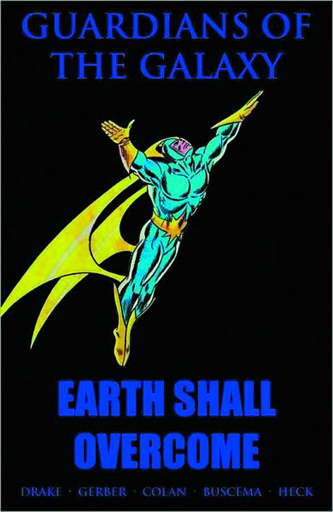 Image: Guardians of the Galaxy: Earth Shall Overcome HC  - Marvel Comics