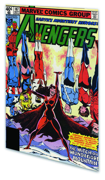 Image: Avengers: Nights of Wundagore SC  - Marvel Comics