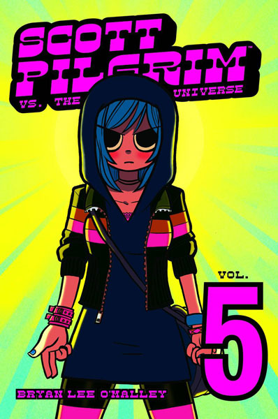 Image: Scott Pilgrim Vol. 05: Scott Pilgrim vs. the Universe GN  - Oni Press Inc.