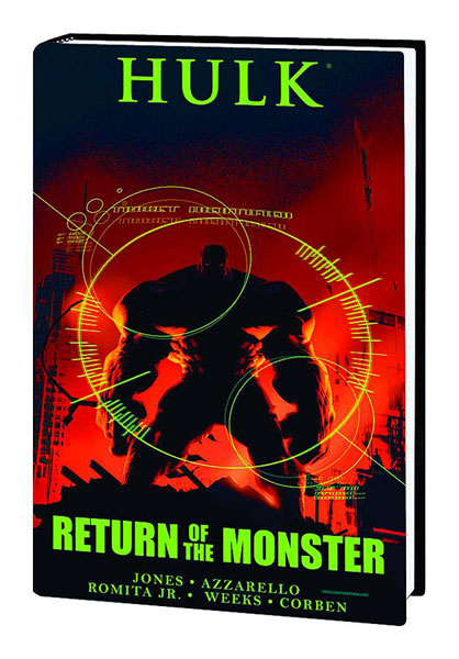 Image: Hulk: Return of Monster HC  - Marvel Comics