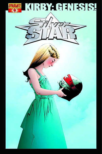 Image: Kirby: Genesis - Silver Star #4 - D. E./Dynamite Entertainment