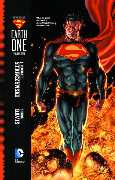 Image: Superman: Earth One Vol. 02 SC  - DC Comics