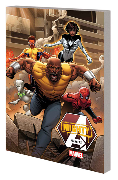 Image: Mighty Avengers Vol. 01: No Single Hero SC  - Marvel Comics