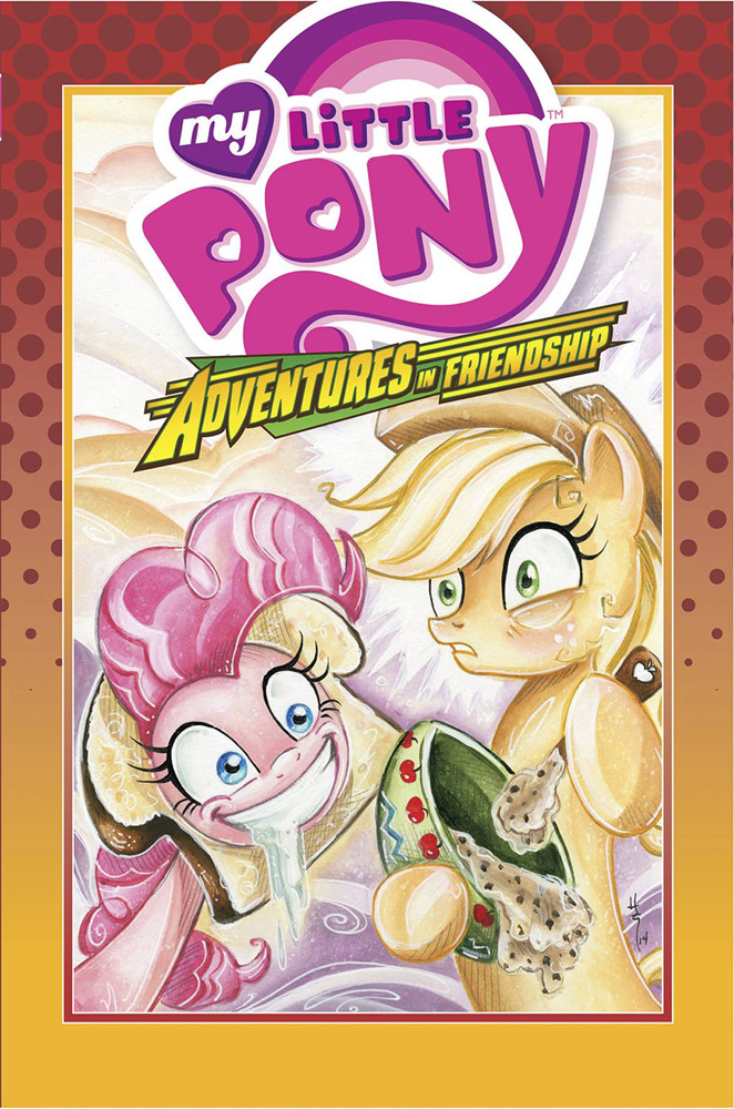 Image: My Little Pony: Adventures in Friendship Vol. 02 HC  - IDW Publishing