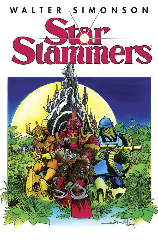 Image: Star Slammers: The Complete Collection HC  - IDW Publishing