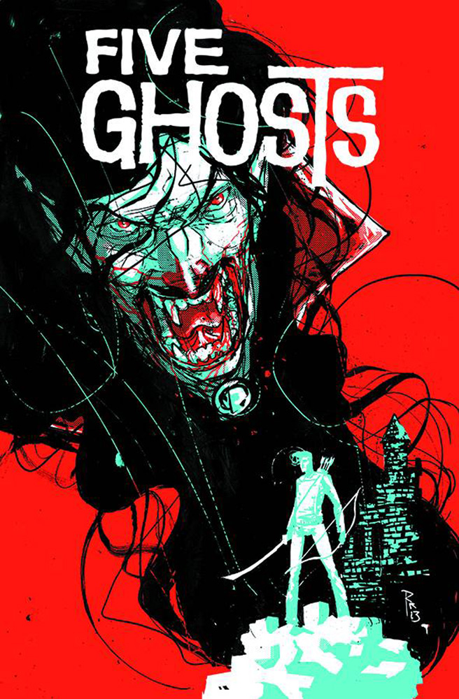 Image: Five Ghosts #17 - Image Comics