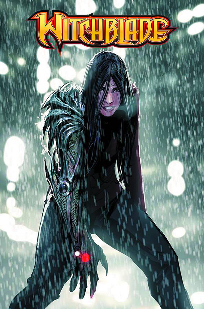 Image: Witchblade #183 (cover A - Braga) - Image Comics - Top Cow
