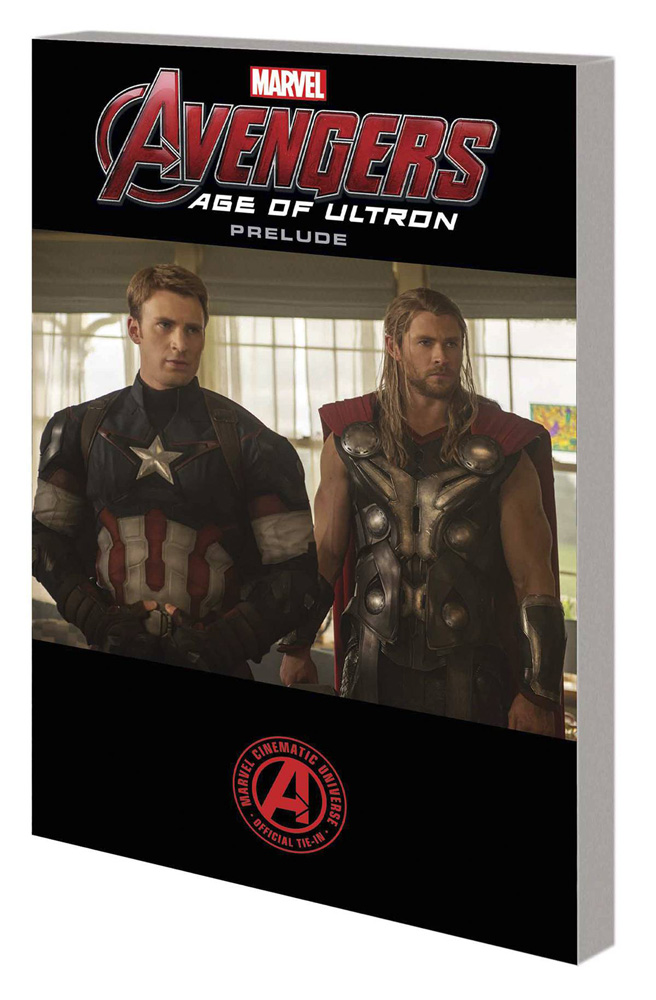 Image: Marvel's The Avengers: Age of Ultron Prelude SC  - Marvel Comics