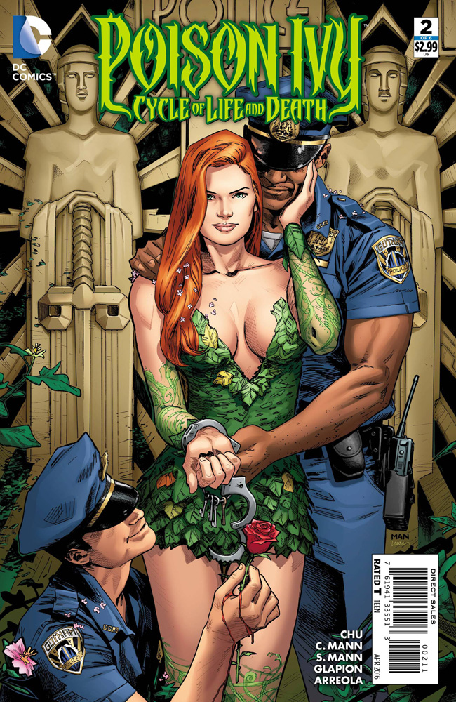 Image: Poison Ivy: Cycle of Life and Death #2 - DC Comics