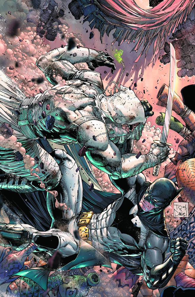 Image: Batman & Robin Eternal #18 - DC Comics