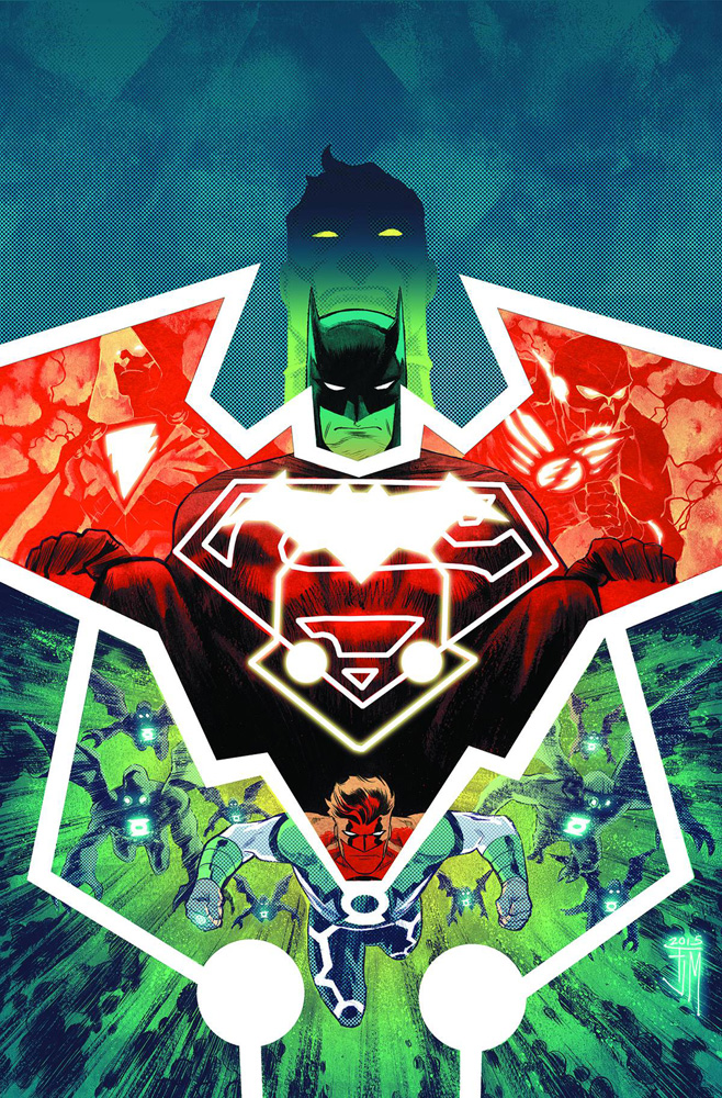 Image: Justice League: The Darskeid War - Power of the Gods HC  - DC Comics