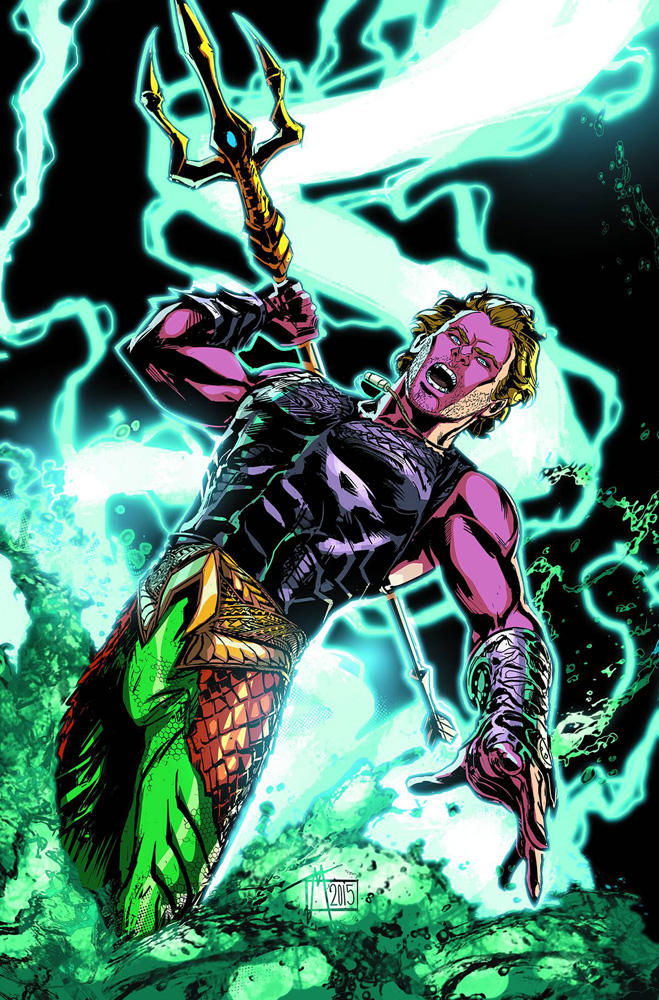 Image: Aquaman Vol. 07: Exiled HC  - DC Comics