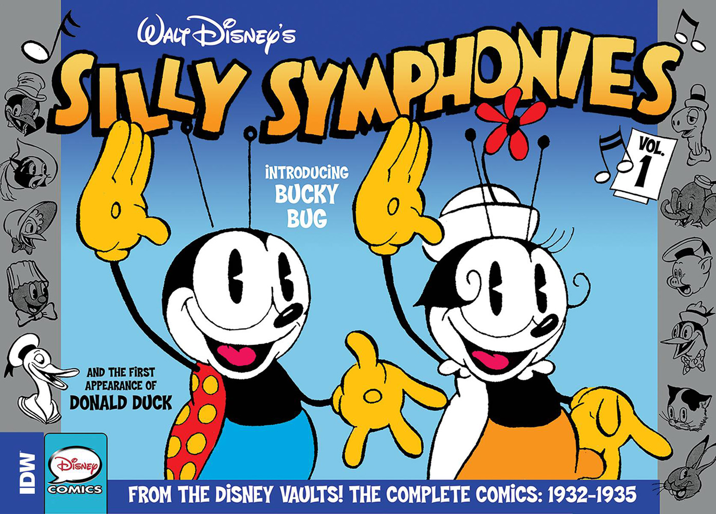 Walt Disney's Silly Symphonies: The Sunday Newspaper Comics Vol. 1