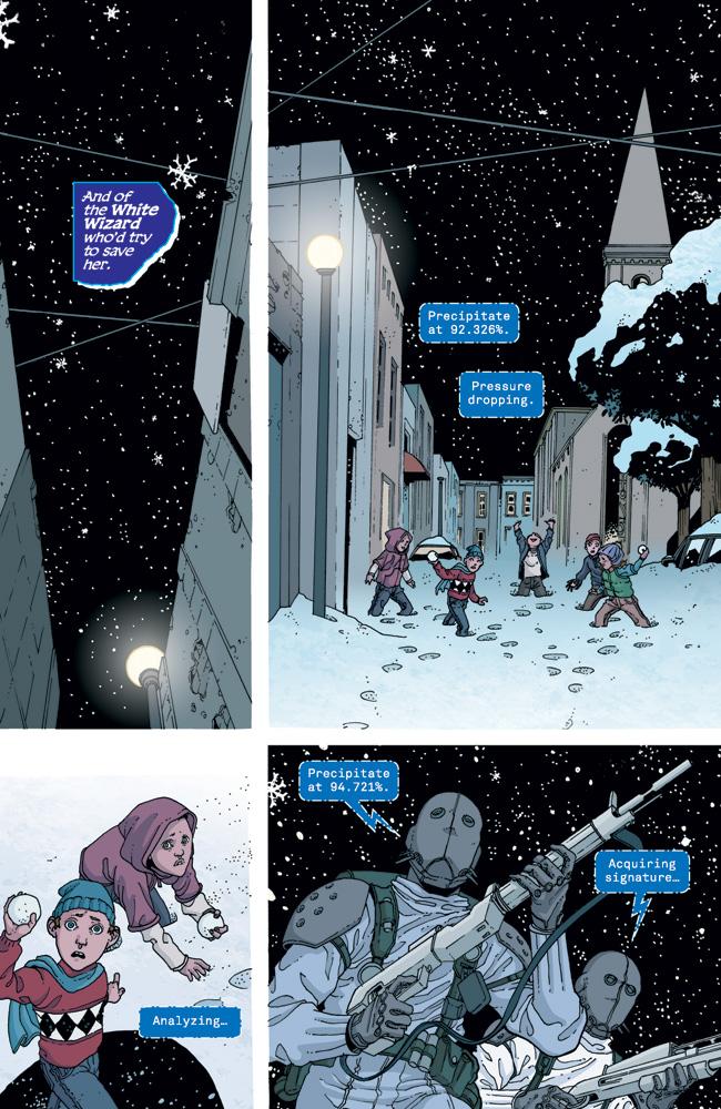Snowfall #1 - Image Comics
