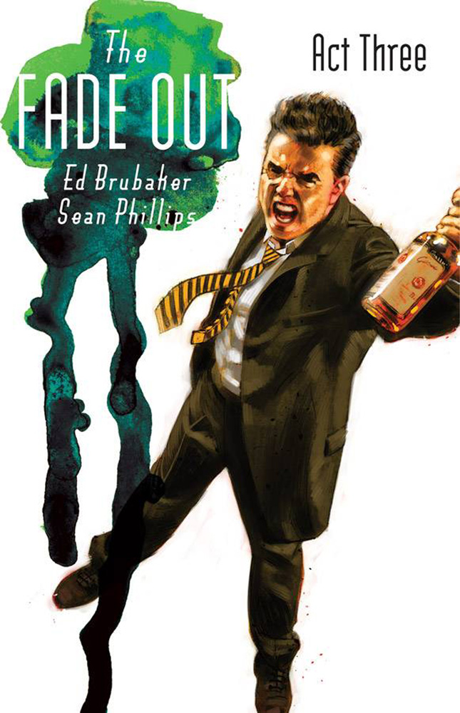 Image: Fade Out: Act Three SC  - Image Comics