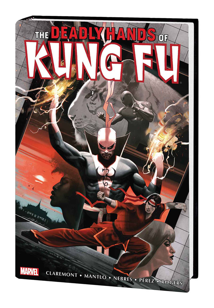 Image: Deadly Hands of Kung Fu Omnibus Vol. 02 HC  (Dekal cover) - Marvel Comics