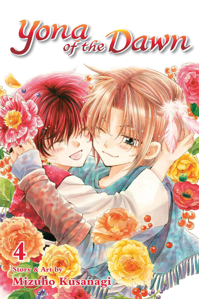 Image: Yona of the Dawn Vol. 04 GN  - Viz Media LLC