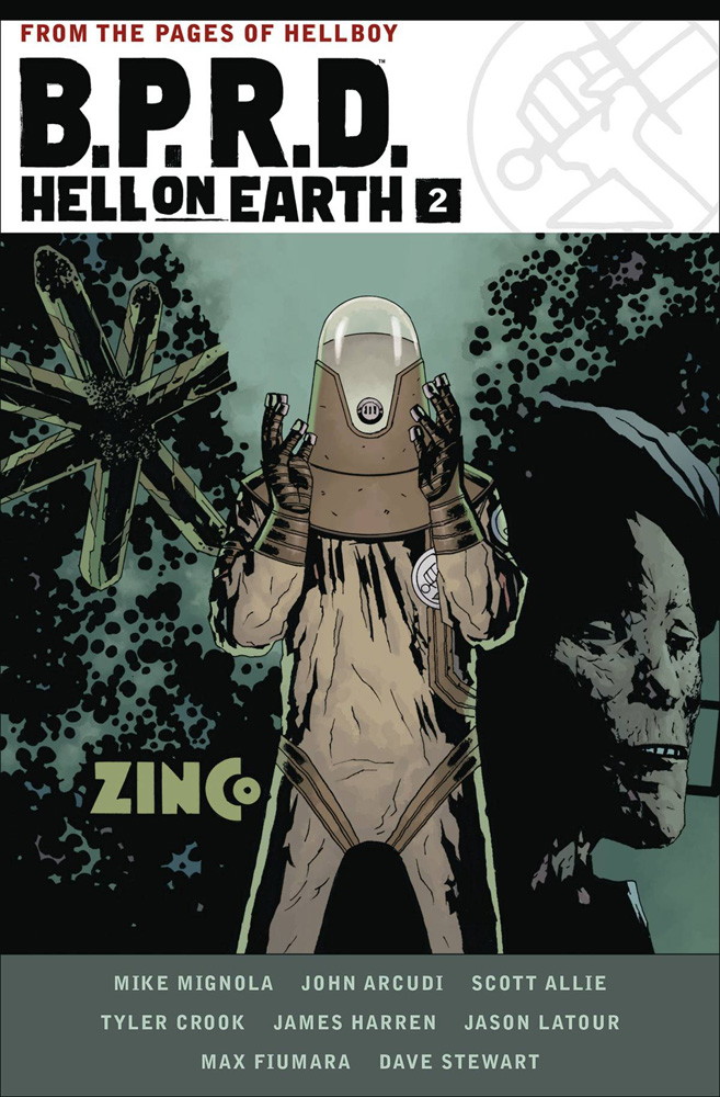 Image: B.P.R.D. Hell on Earth Vol. 02 HC  - Dark Horse Comics