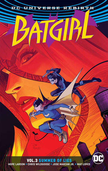Image: Batgirl Vol. 03: Summer of Lies SC  (Rebirth) - DC Comics