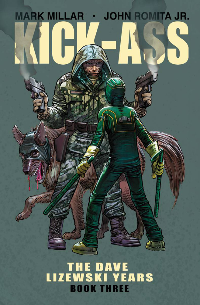 Image: Kick-Ass: Dave Lizewski Years Vol. 03 SC  - Image Comics