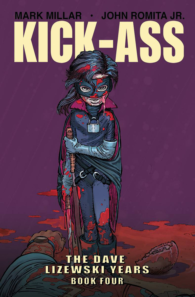 Image: Kick-Ass: Dave Lizewski Years Vol. 04 SC  - Image Comics