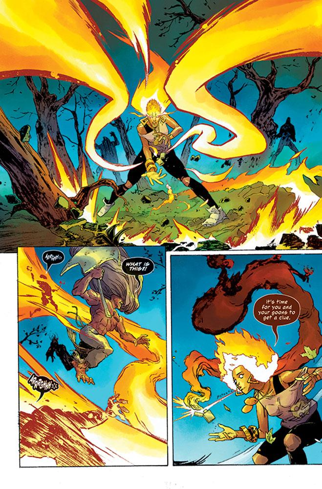 Firebug SC  - Image Comics